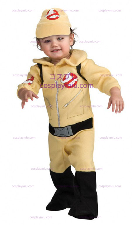 Ragazzi Ghostbuster Infant / Toddler Costumi