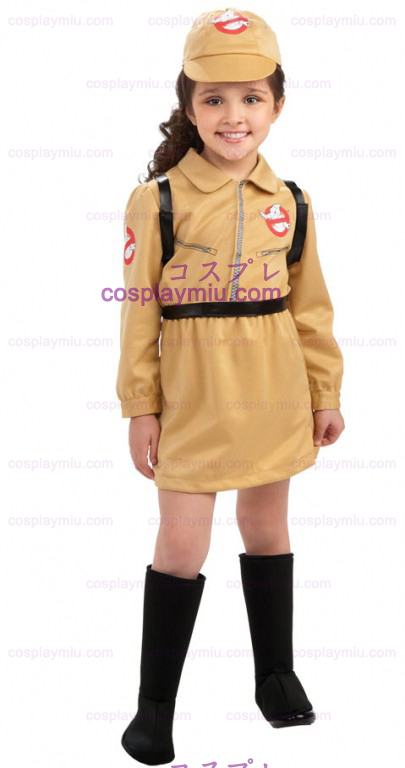 Ghostbusters Girl Costumi
