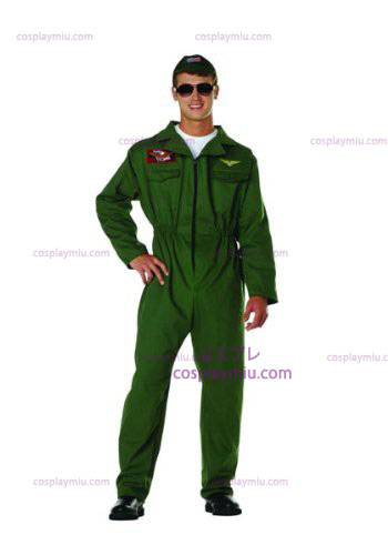 Top Gun Plus Size Costumi