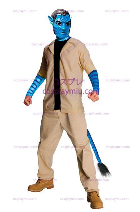 Avatar Jake Sulley Adult Standard Costumi