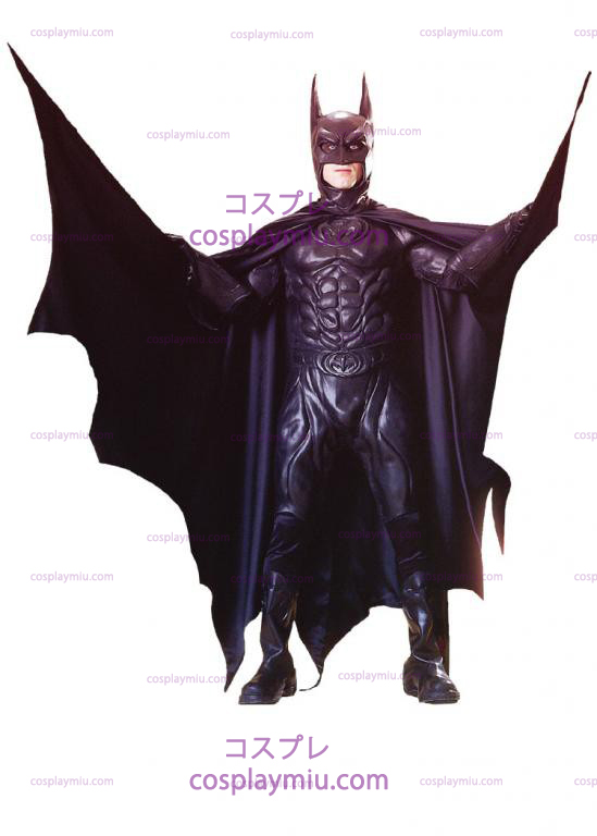 Batman Dal 1997 Movie Deluxe Costumi Adulto