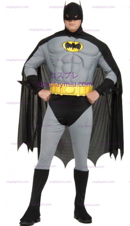 Batman Muscle Costumi