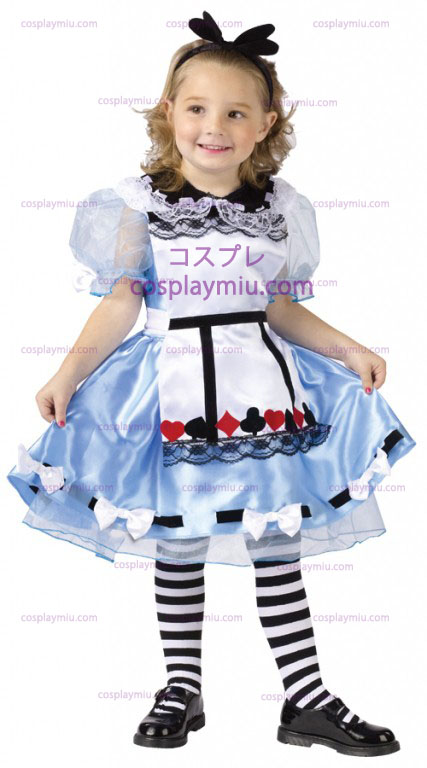 Alice Toddler Costumi