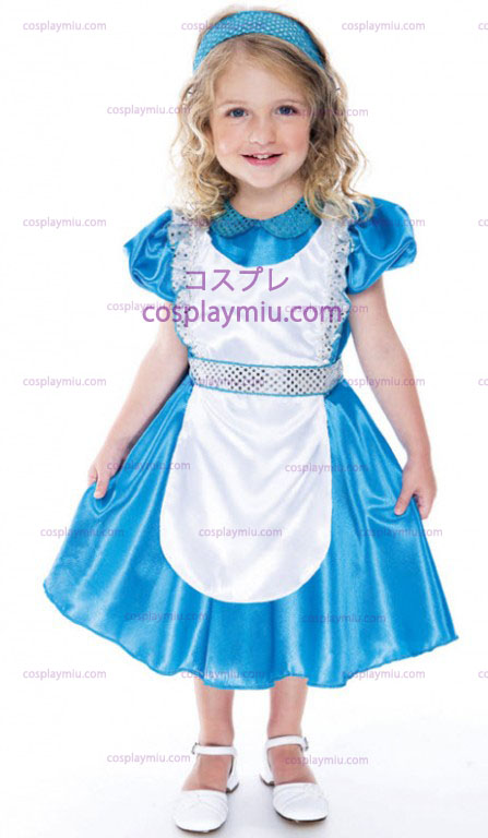 Incantati Alice Toddler 2T Costumi