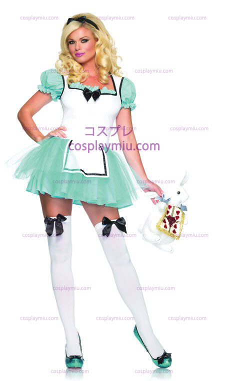 Incantato Alice Adult Costumi