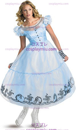 Alice Movie Costumi Deluxe 12-14
