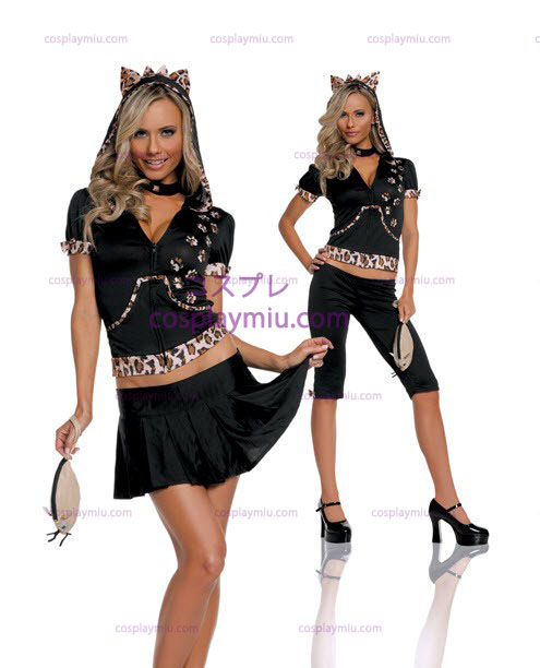 Sassy Cat Adult e Costumi teenager