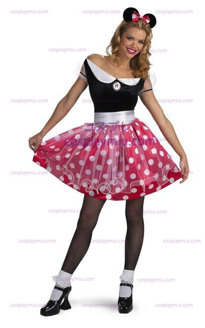 Minnie Mouse Costumi Adult
