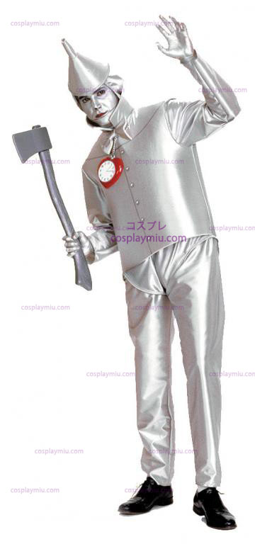 Mago di Oz Tin Man Costumi Adulto