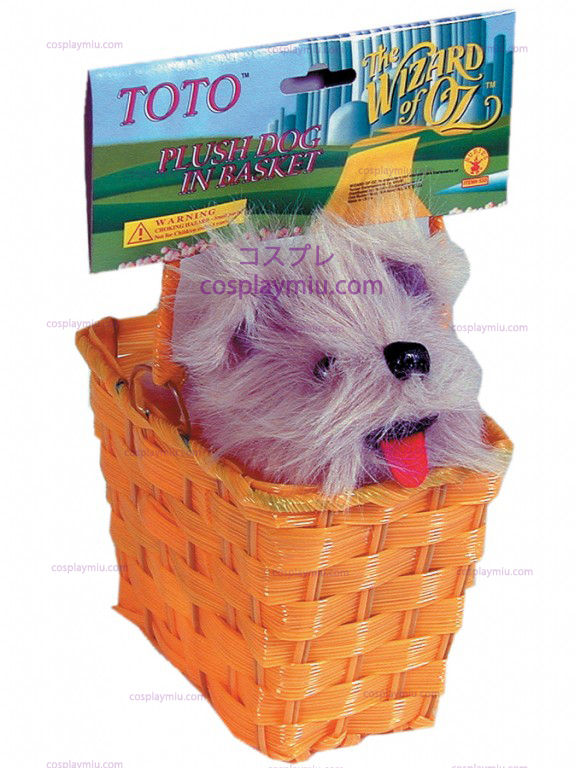 Mago Di Oz Toto In Basket