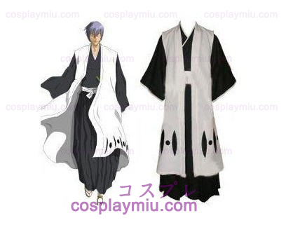 Bleach capitano Soi Fong Cosplay - 2 ^ Divisione