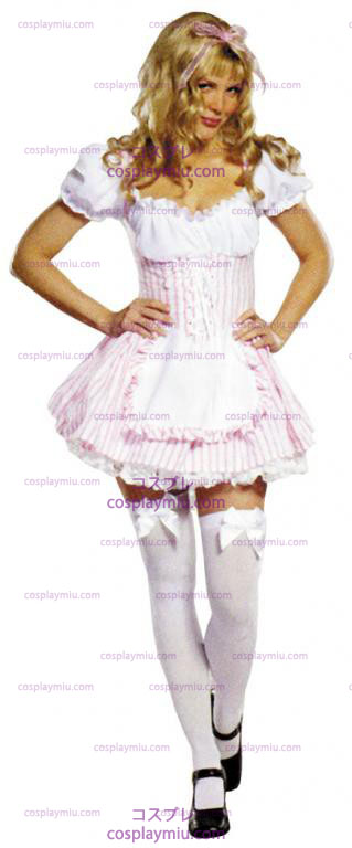 Candy Striper Costumi Adulto