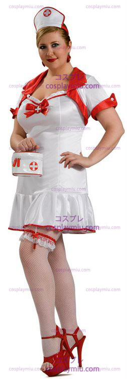 Segreto Wishes Nurse Plus Size Costumi