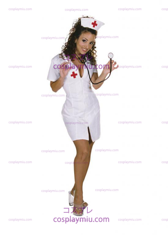 Hot Flash Nurse Costumi Adulto