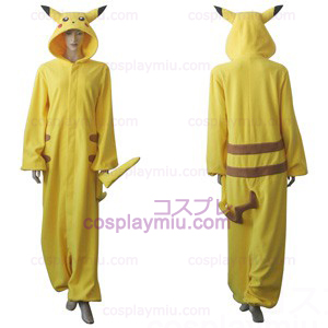 Pokemon Pikachu Cosplay