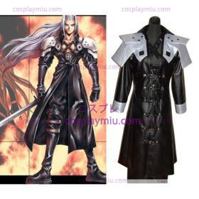 Final Fantasy VII Sephiroth Deluxe Cosplay Uomini Costumi