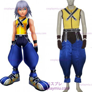 Kingdom Hearts Cosplay 1 Riku Uomo