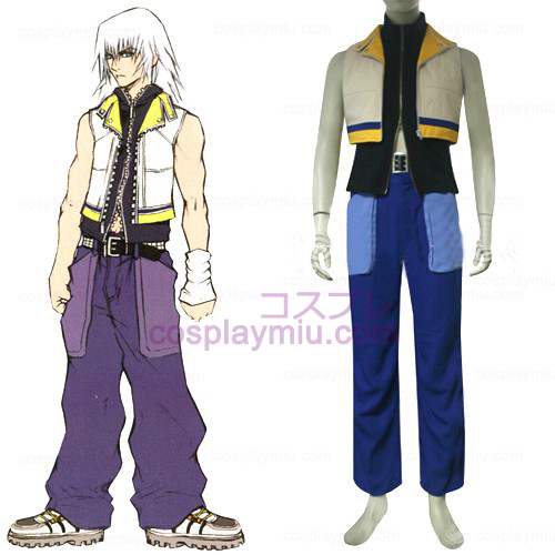 Kingdom Hearts Cosplay 2 Riku Uomo