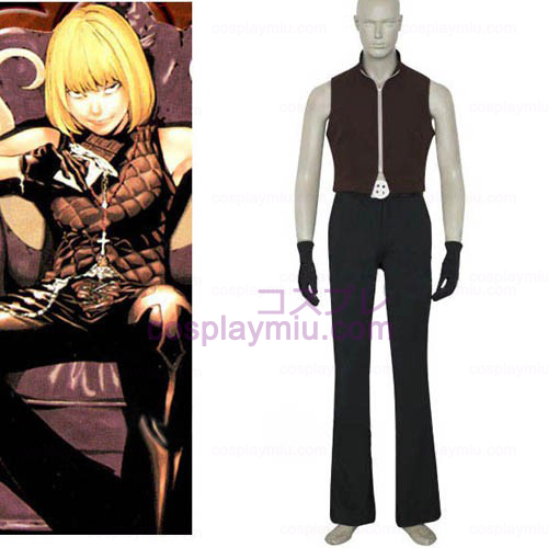 Death Note Mello Cosplay