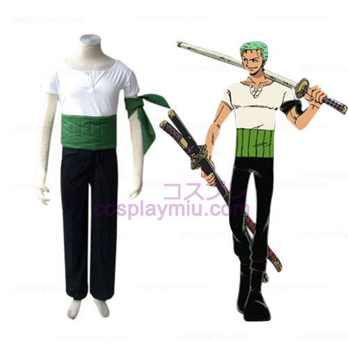One Piece Roronoa Zoro Cosplay