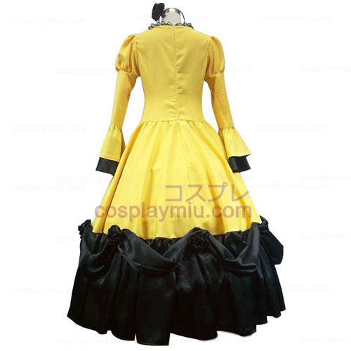 Vocaloid Rin Kagamine Giallo Halloween Cosplay