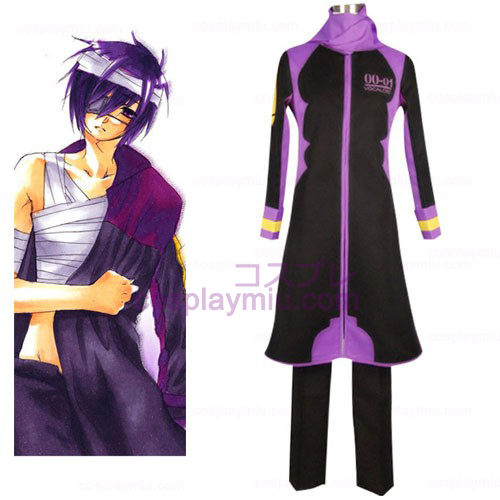 Cosplay Vocaloid Taito Halloween Uomo