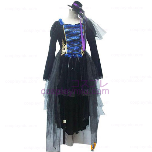 Cosplay Costumi nero di Vocaloid donne