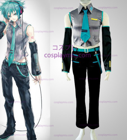 Vocaloid Mikuo Cosplay