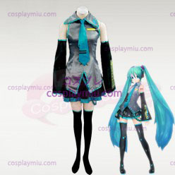 Vocaloid Cappelliune Miku Cosplay