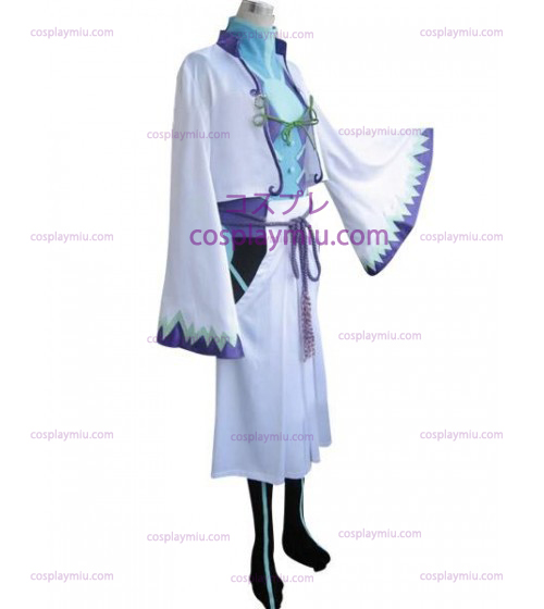Vocaloid Kamui Gackpoid Cosplay - White Edition