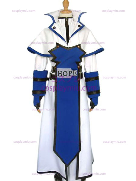 Guilty Gear Kai Kiske Costumi cosplay
