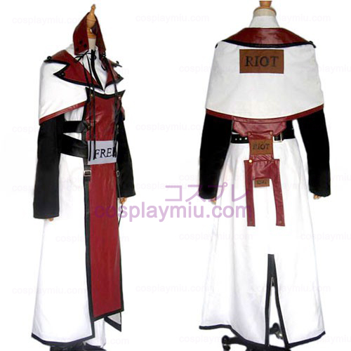 Guilty Gear XX Ordine Sol Badguy Cosplay