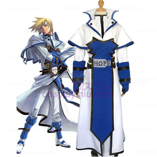 Guilty Gear Ky Kiske Cosplay